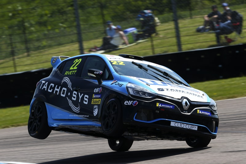 Paul Rivett Renault UK Clio Cup