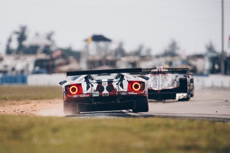 Ford Performance will seize their GTE factory-backed programs in IMSA ans WEC at the end of 2019.