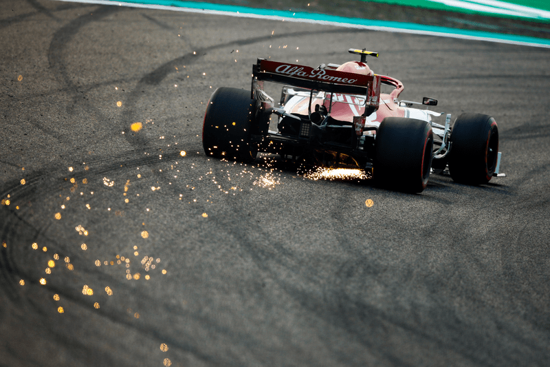 Antonio Giovinazzi - Alfa Romeo Racing - Shanghai International Circuit