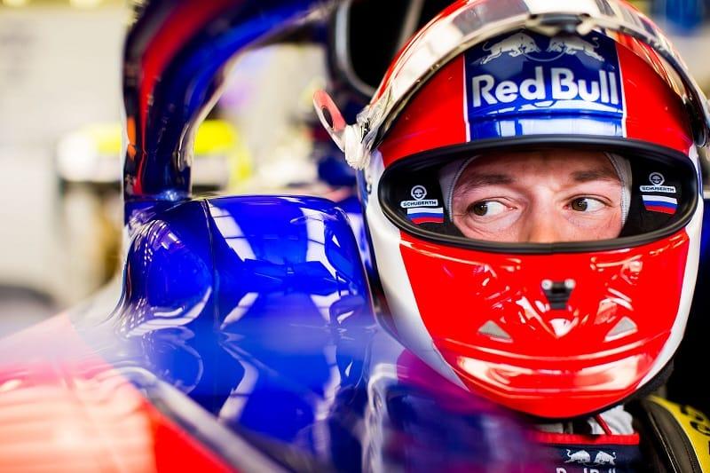 Daniil Kvyat - Red Bull Toro Rosso Honda - Sakhir International Circuit