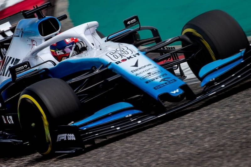 George Russell - ROKiT Williams Racing - Shanghai International Circuit