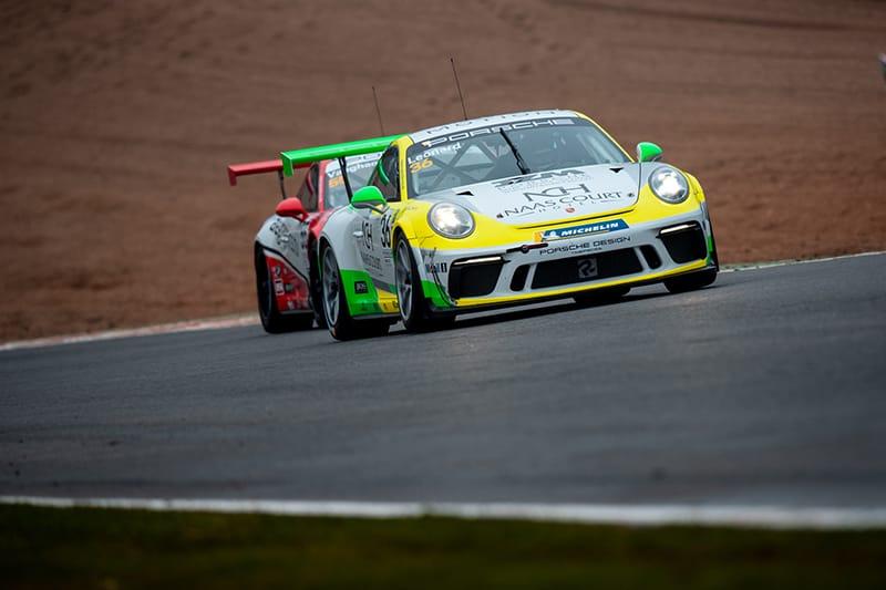 Karl Leonard - Team Parker Racing