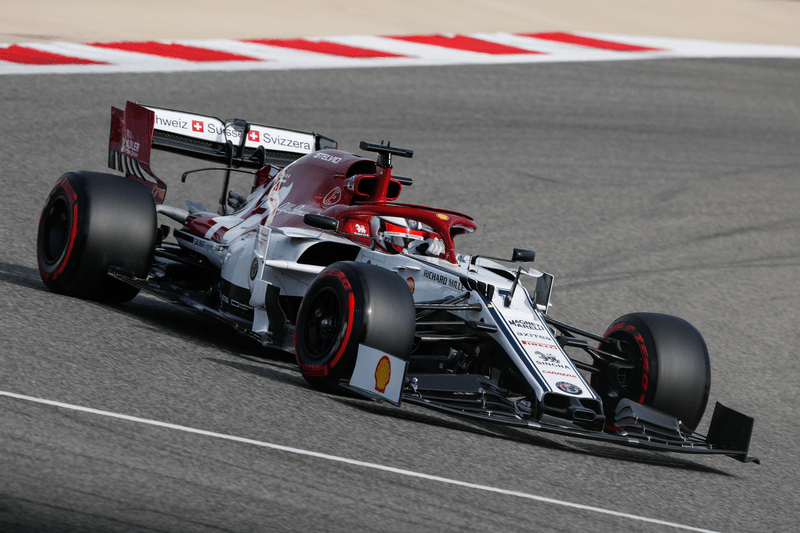 Kimi Räikkönen - Alfa Romeo Racing - Sakhir International Circuit