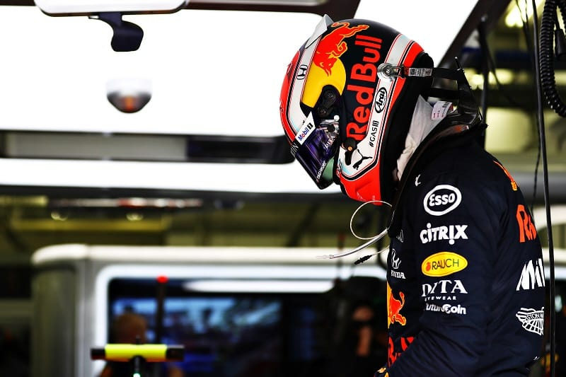 Pierre Gasly - Aston Martin Red Bull Racing - Sakhir International Circuit