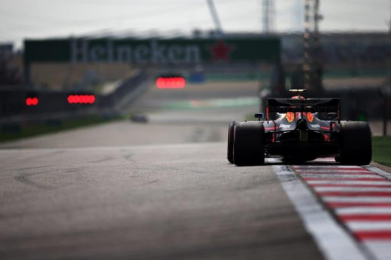 Pierre Gasly - Aston Martin Red Bull Racing - Shanghai International Circuit