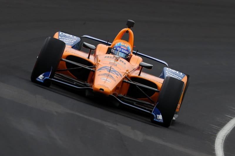 Fernando Alonso (ESP), McLaren Racing, 2019 NTT IndyCar Series, Indianapolis