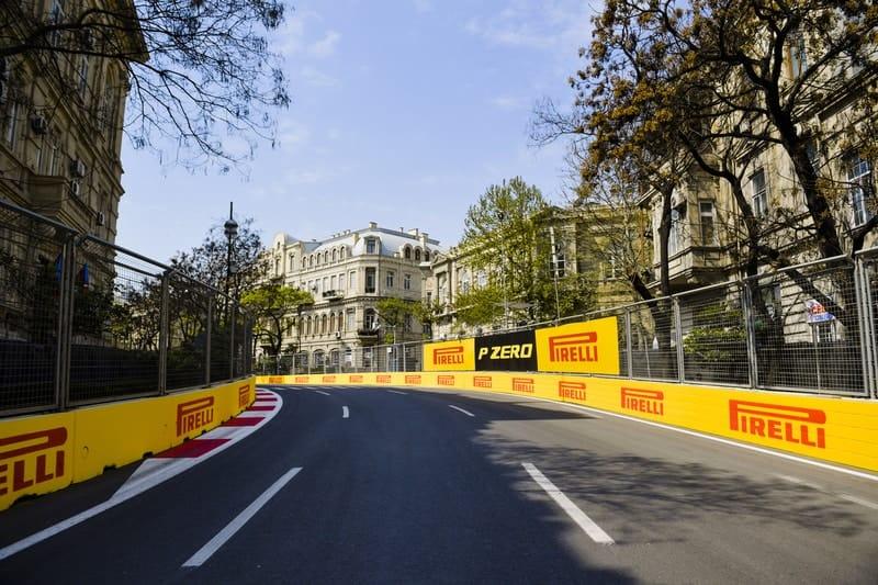 Baku City Circuit - Formula 1
