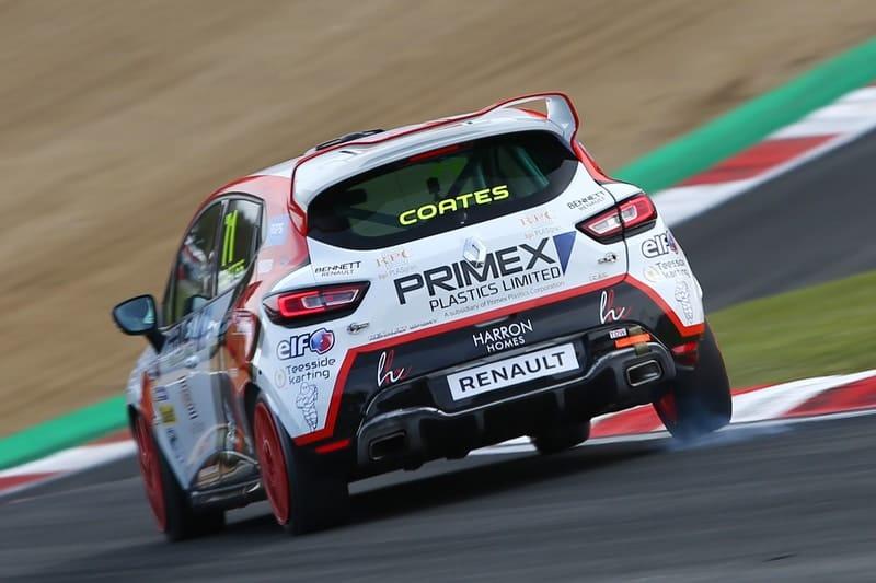 Max Coates Renault UK Clio Cup 2019