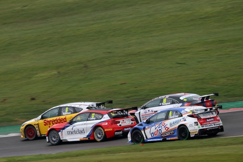 BTCC 2019 Brands Hatch