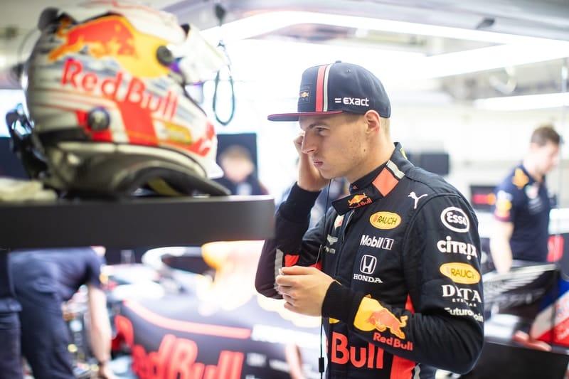 Max Verstappen - Formula 1 - 2019 Bahrain Test