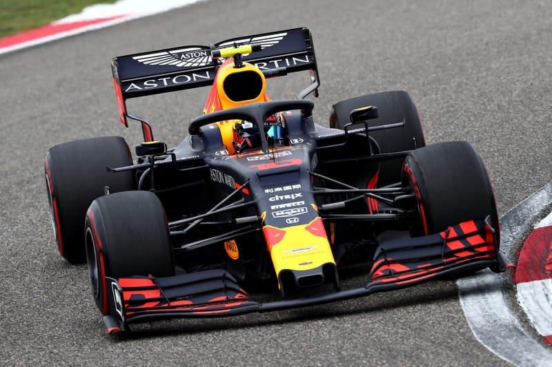 Pierre Gasly - Formula 1 - 2019 Chinese GP
