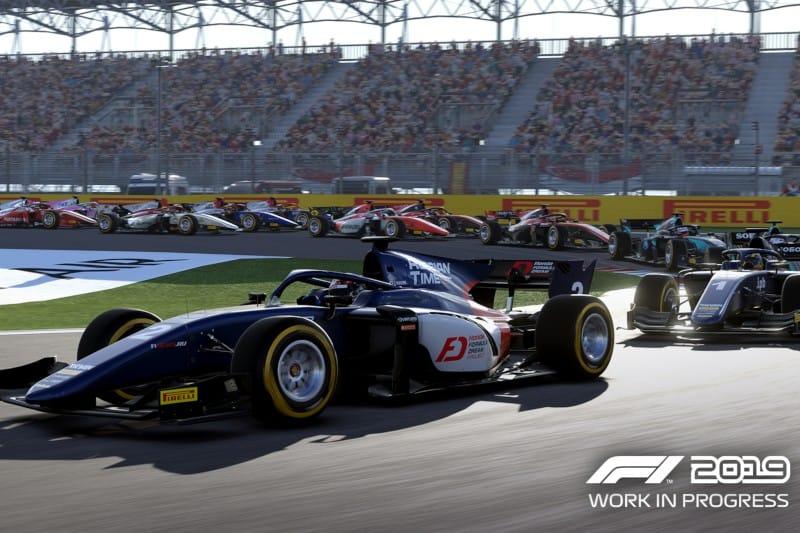F2 - Bahrain - F1 2019