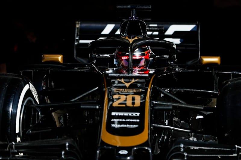 Haas Spain Kevin - Magnussen