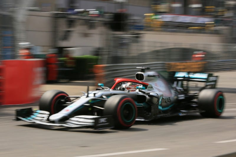 Hamilton - Mercedes - Qualifying