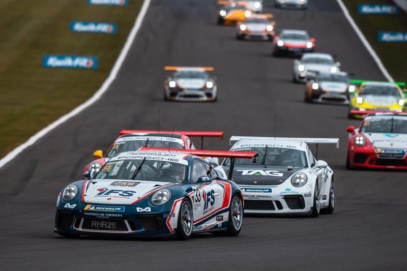 Dan Harper - Porsche