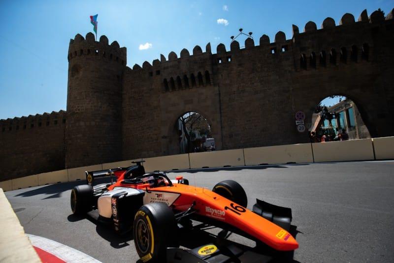 King - Baku - F2 2019