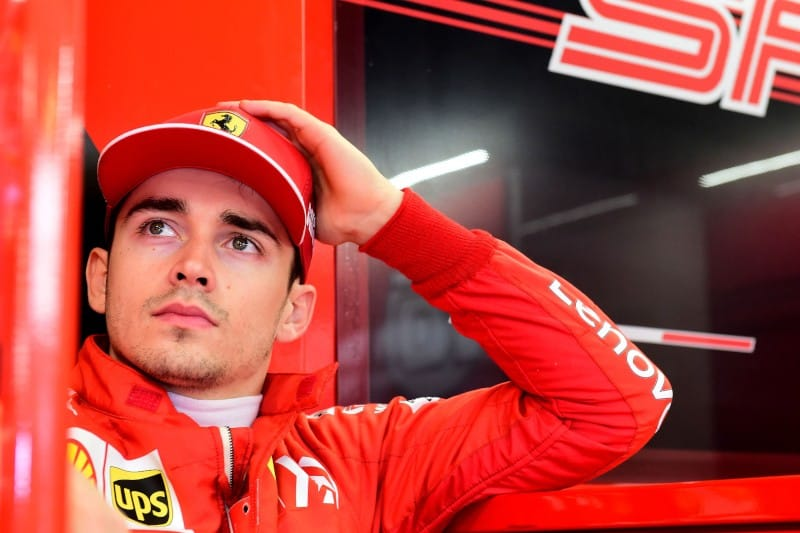 Leclerc - Monaco - Qualifying