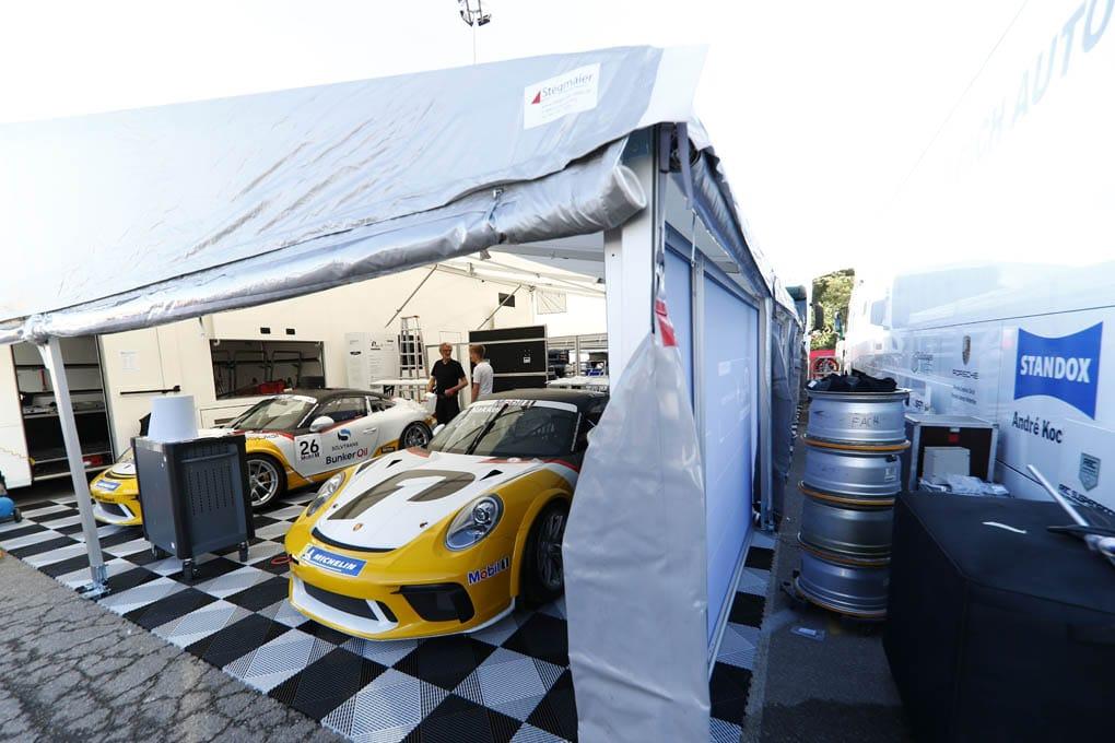 Team Project 1 FACH - Porsche Mobil 1 Supercup