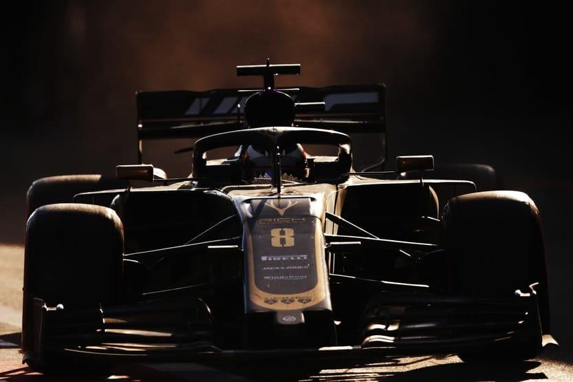 Romain Grosjean - Azerbaijan Grand Prix