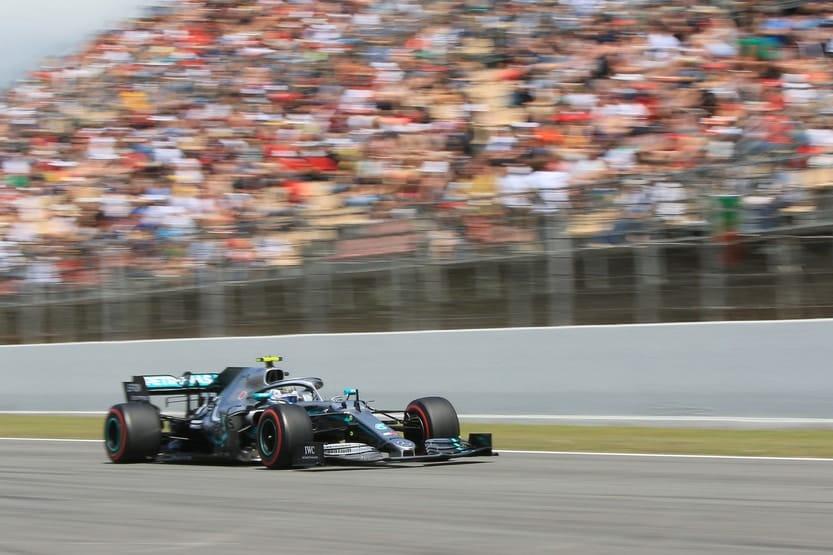 Spanish Grand Prix - Valtteri Bottas