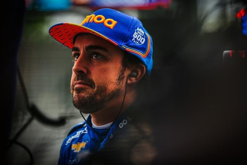 Fernando Alonso (ESP), McLaren Racing, 2019 NTT IndyCar Series, Indianapolis 500