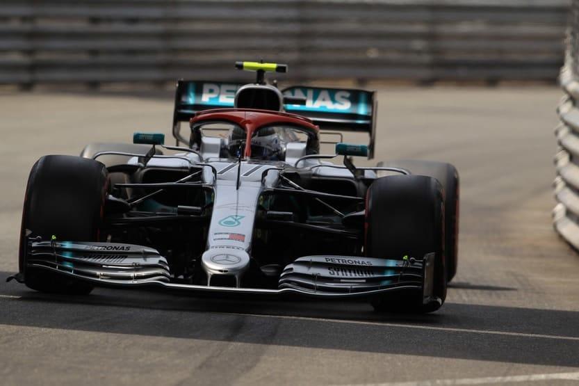 Valtteri Bottas - Monaco Grand Prix
