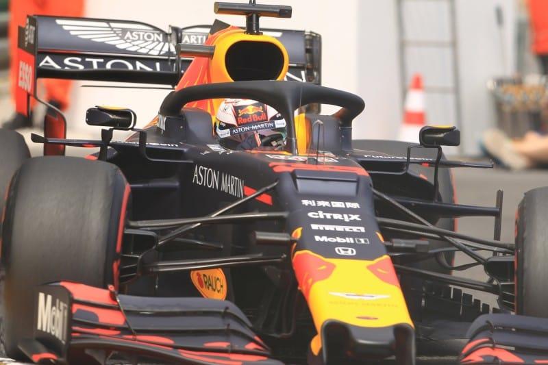 Verstappen - Red Bull - Monaco FP2