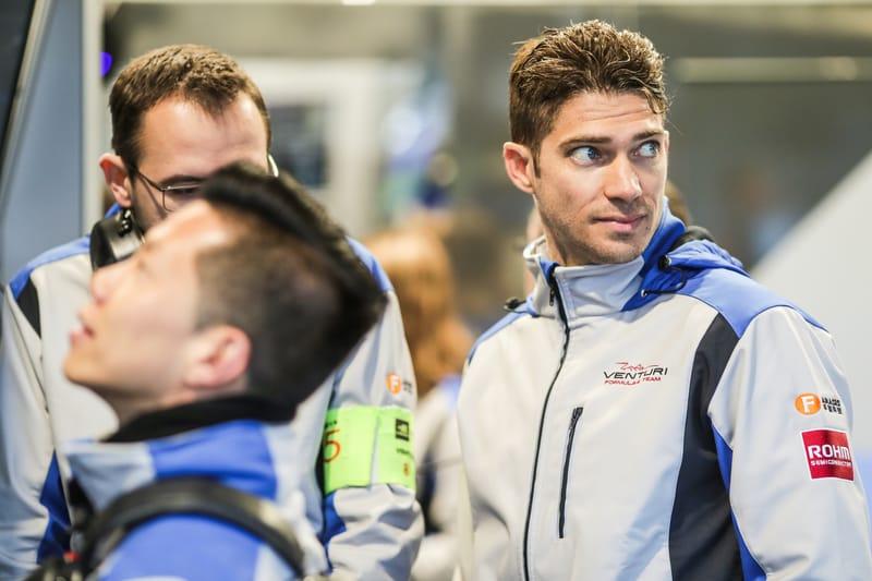 Edoardo Mortara - Venturi Formula E Team at the 2019 Paris ePrix - Race