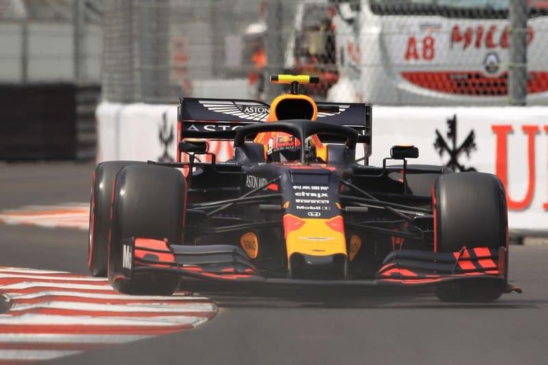 Pierre Gasly - Formula 1 - 2019 Monaco GP