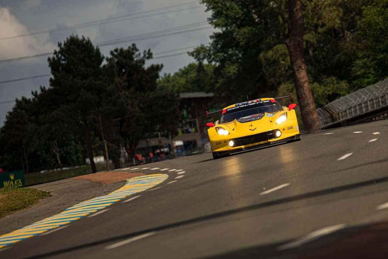 #64 Corvette - World Endurance Championship - 2019 24 Hours of Le Mans