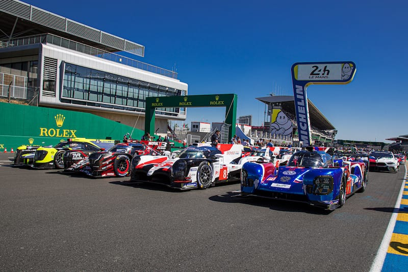 Who looks like they'll come out on top of the 2019 24 Hours of Le Mans? TheCheckeredFlag.co.uk takes you through the results of the Le Mans Test Day and who we think will reign supreme at the 24-hour endurance event.
