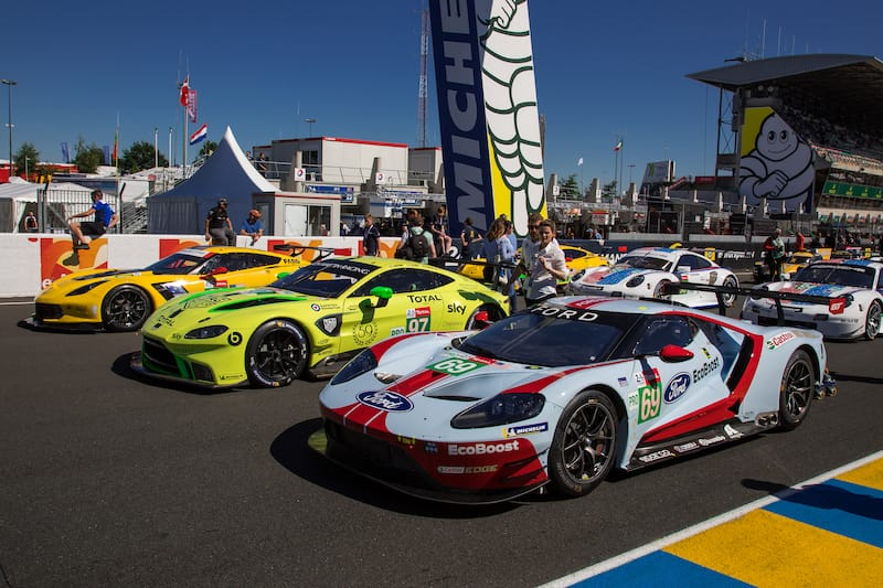 Meet the LM GTE Pro grid ahead of the 2019 24 Hours of Le Mans