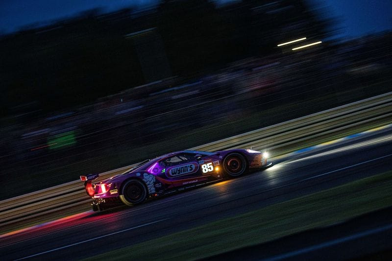 Keating Motorsport have been disqualified from the 24 Hours of Le Mans, losing Am class victory.