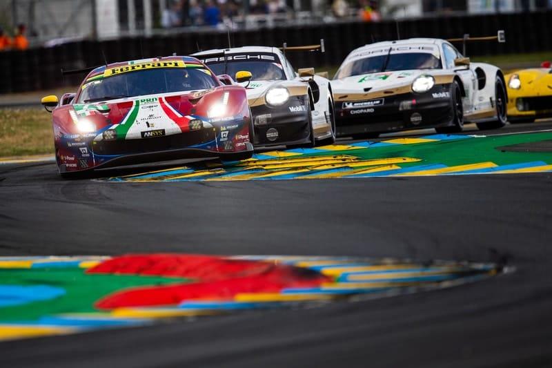 #71 AF Corse - World Endurance Championship - 2019 24 Hours of Le Mans