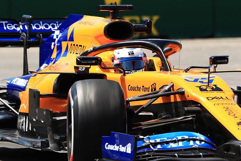 Carlos Sainz Jr. - McLaren F1 Team - Canadian Grand Prix
