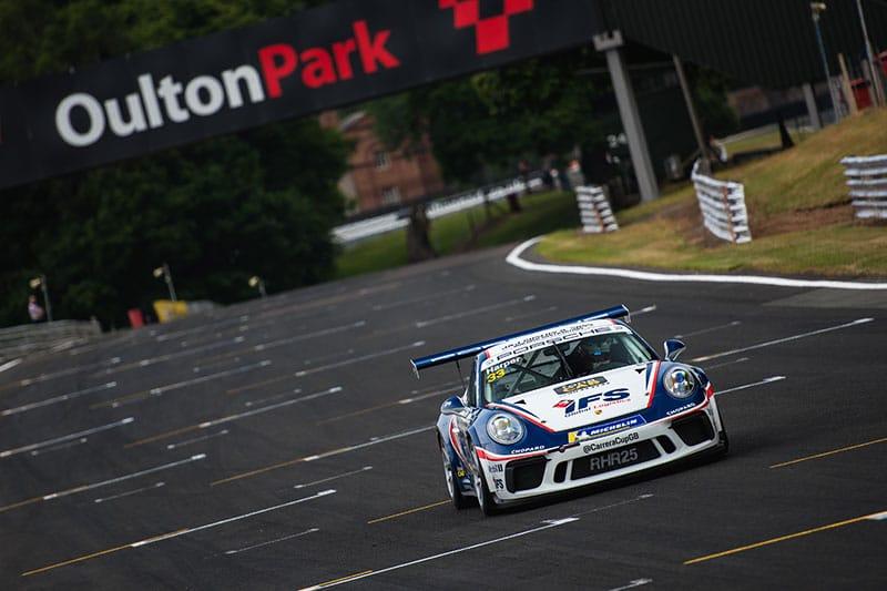 Dan Harper - Porsche Carrera Cup GB