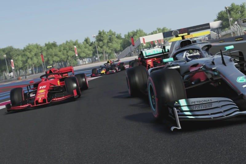 F1 2019 - Thumbnail - Game