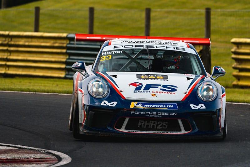 Dan Harper - JTR - 2019 Porsche Carrera Cup GB