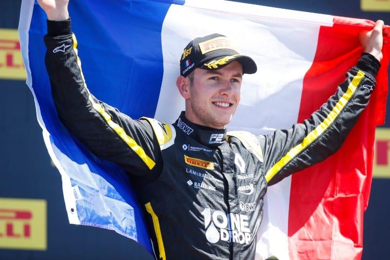 Hubert - F2 - France