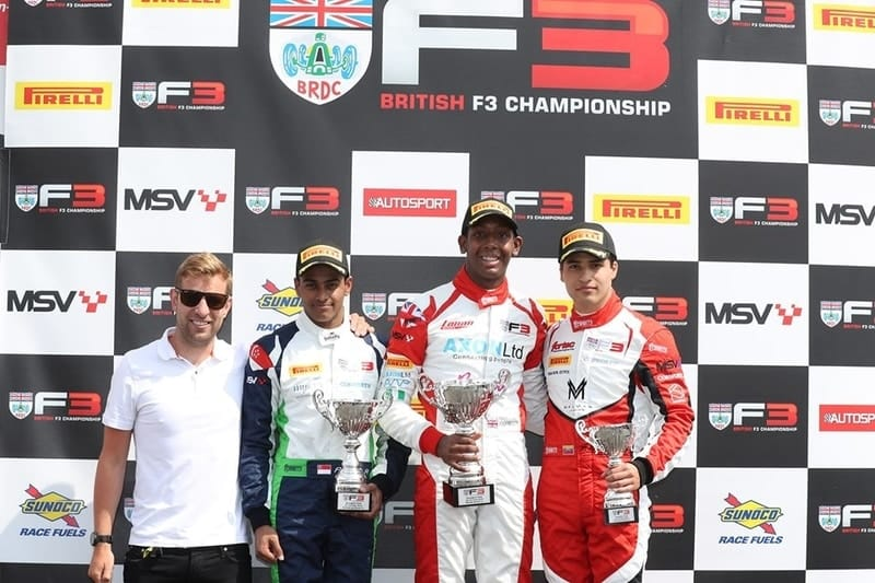 Josh Mason wins race two at Donington Park