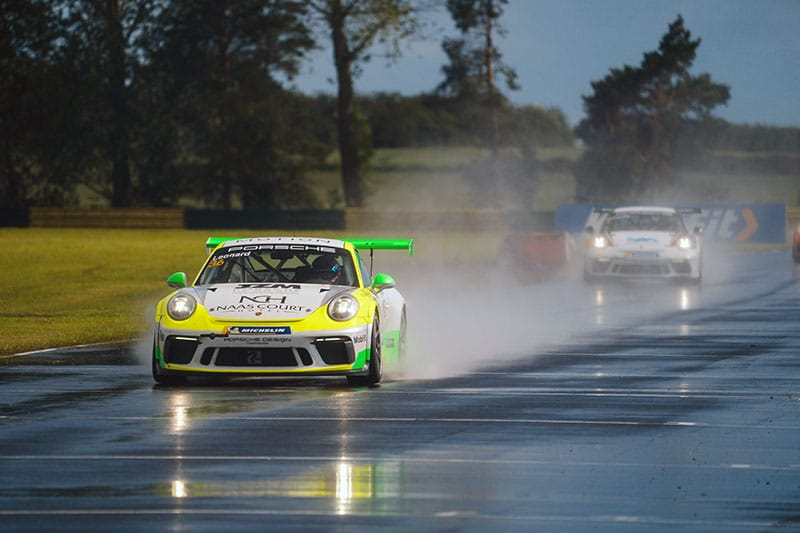 Karl Leonard - 2019 Porsche Carrera Cup GB