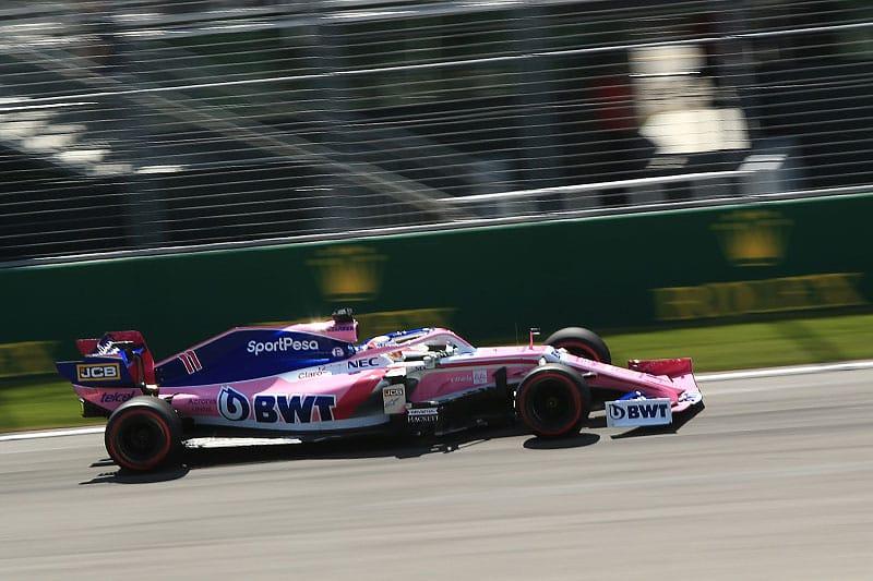 Sergio Pérez - Racing Point F1 Team - 2019 Canadian Grand Prix