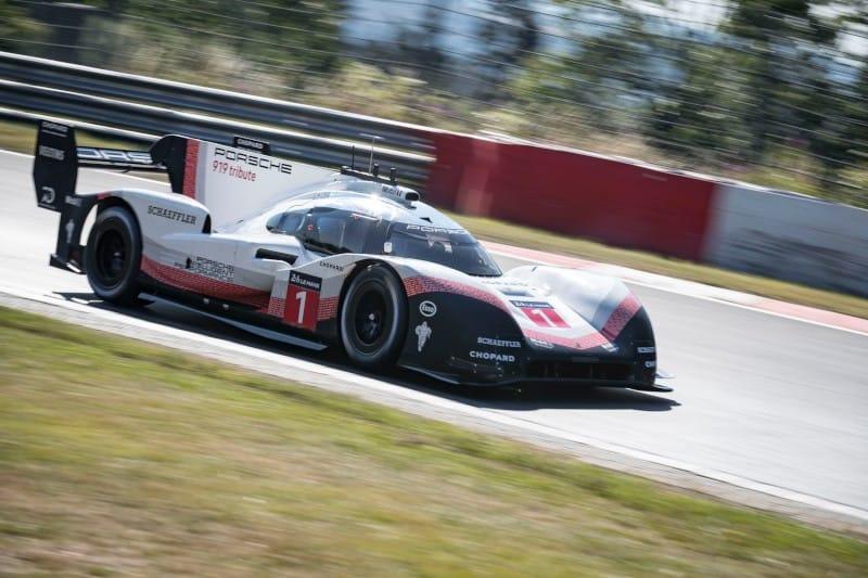 Porsche - LMP1 - 2018