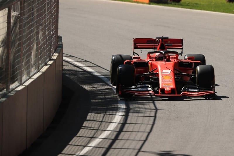 Vettel - Qualifying - Canada GP