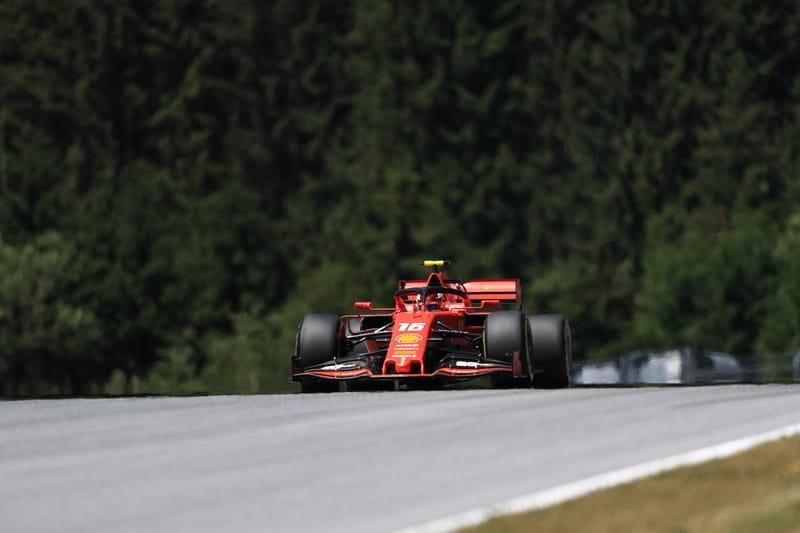 Charles Leclerc - Formula 1 - 2019 Austrian GP