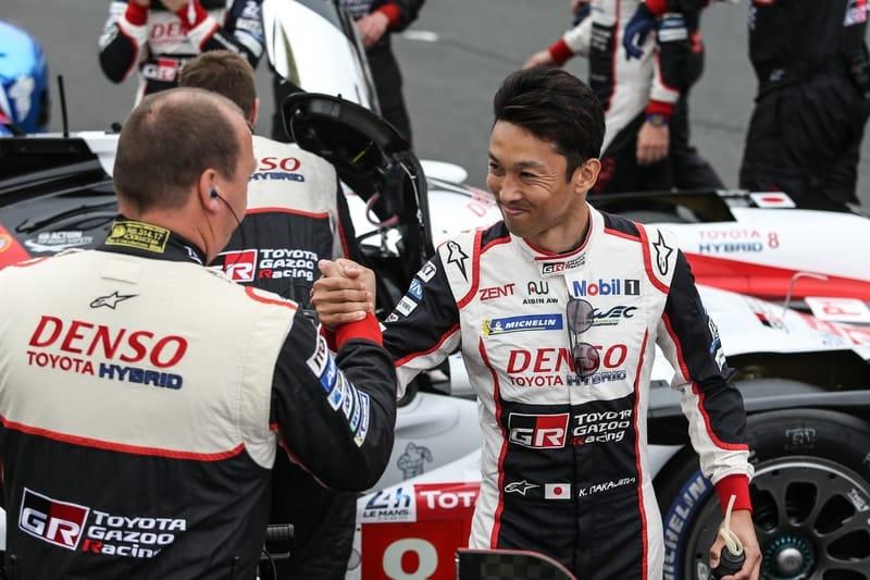 Kazuki Nakajima - World Endurance Championship - 2019 24 Hours of Le Mans