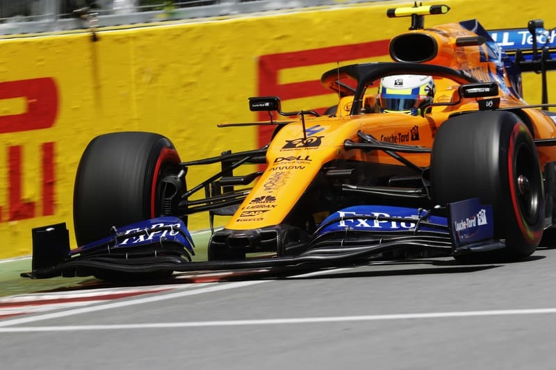 Lando Norris - Formula 1 - 2019 Canadian GP