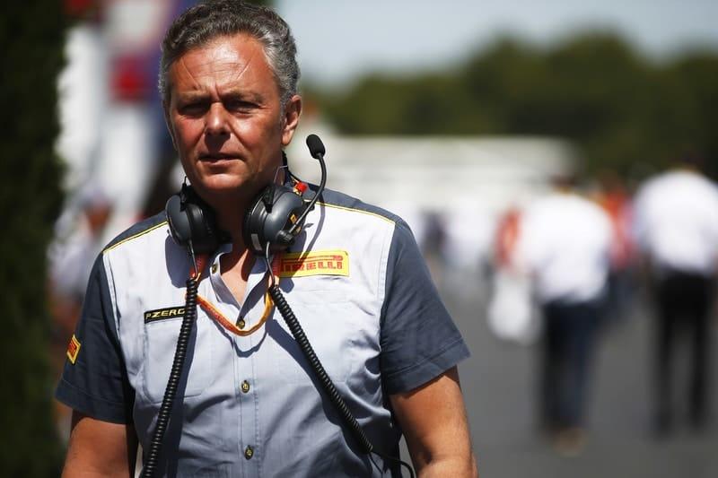 Mario Isola - 2019 French GP