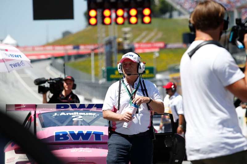 2019 Porsche Mobil 1 Supercup - Austria - Walter Lechner