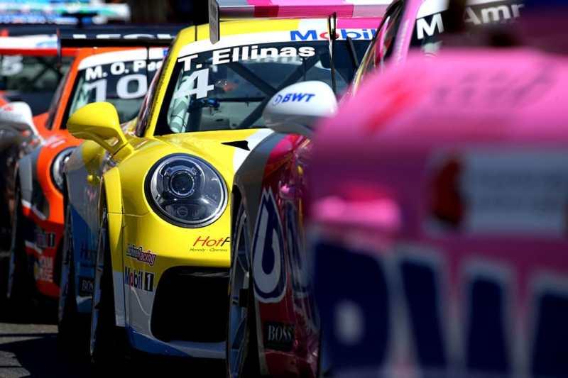 Tio Ellinas - Porsche Mobil 1 Supercup